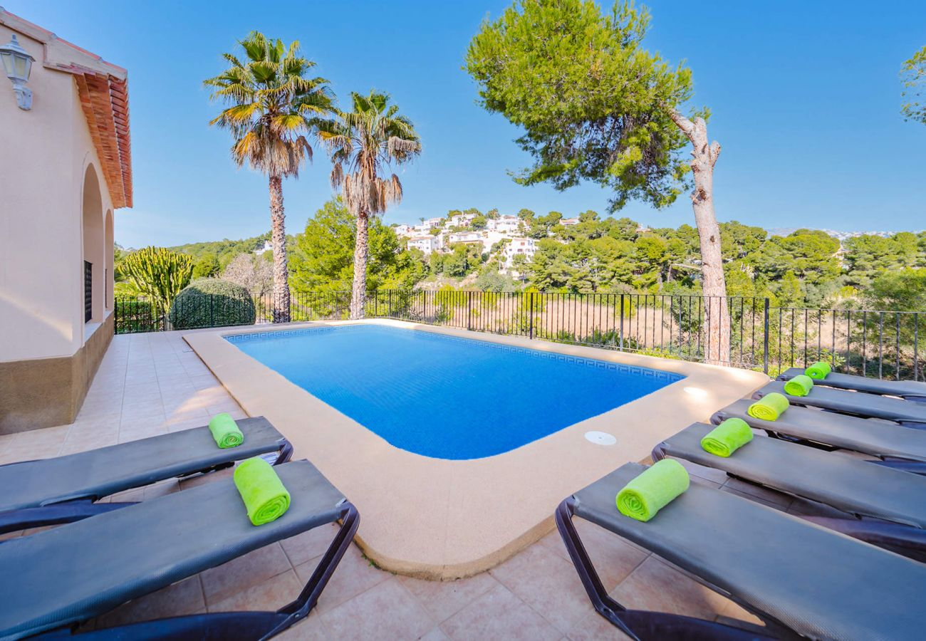 Villa en Teulada - 3384 - ASTRET