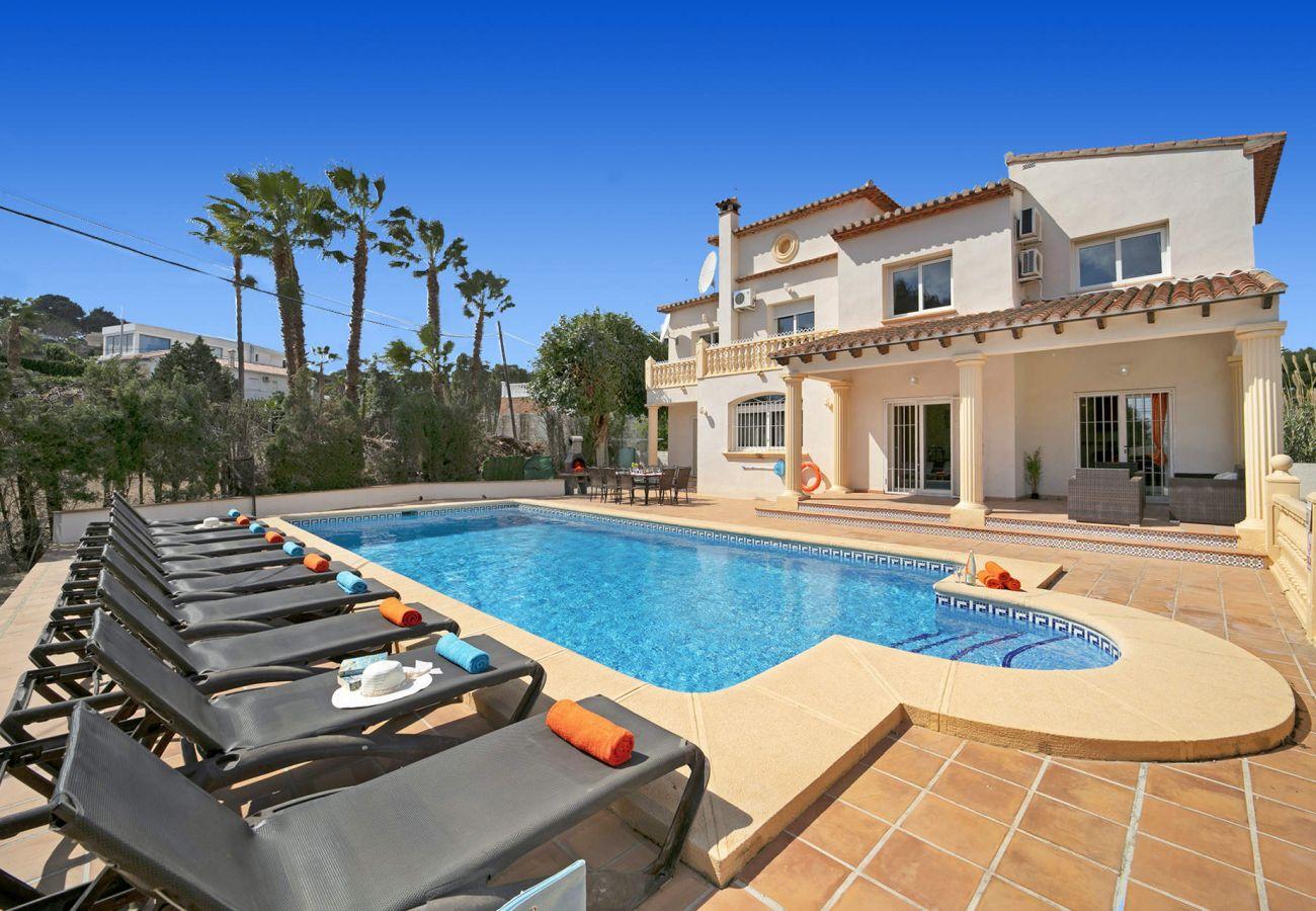 Villa en Benissa - 3314 - BELINDA