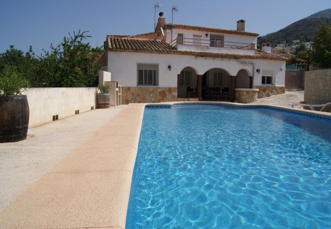 Villa en Benitachell - 3011 - ALCAZAR