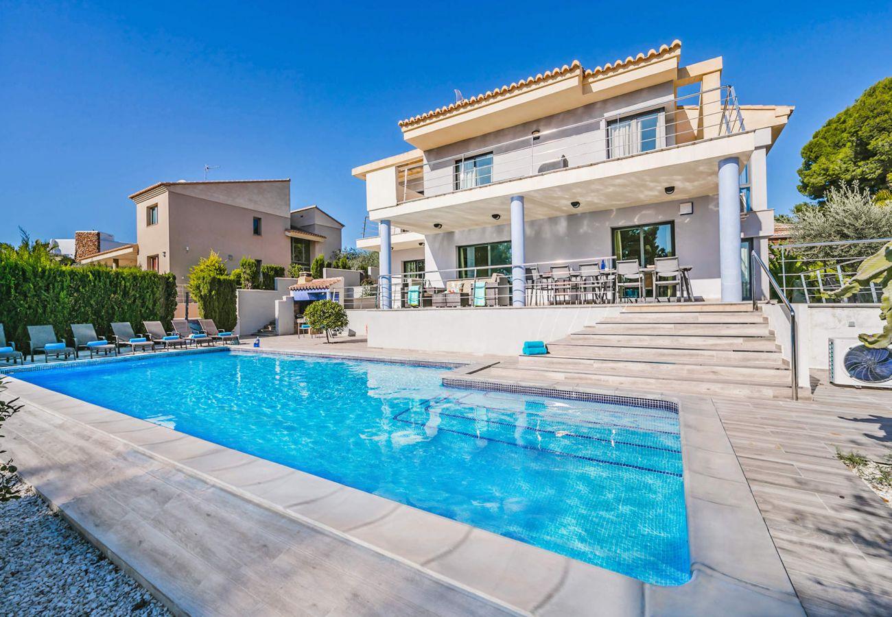 Villa en Moraira - 3379 Portichol Amanacer