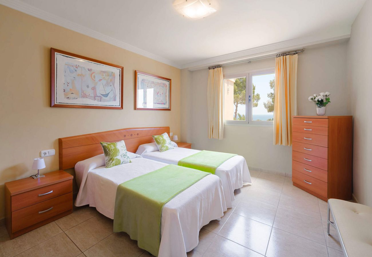 Villa en Moraira - 3378 - PORTICHOL