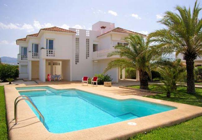 Villa en Denia - 0691 - ALEMANY