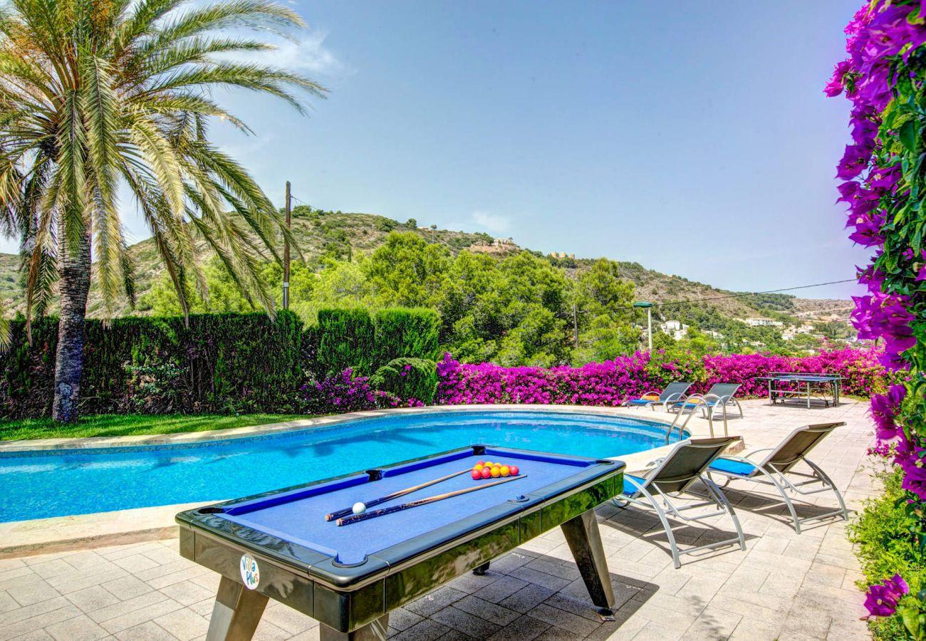 Villa en Javea / Xàbia - 0327 - CAU