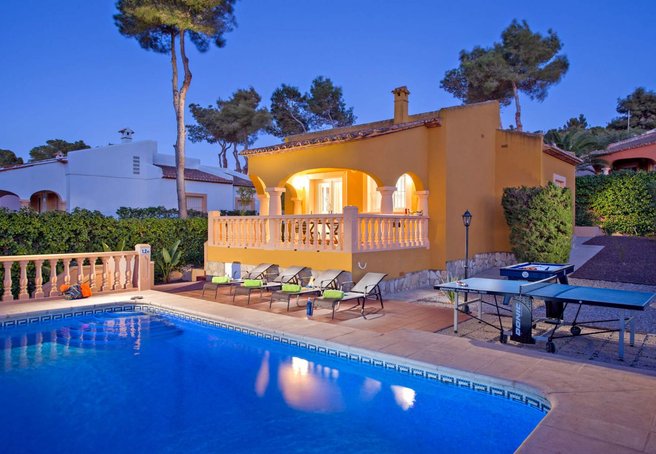 Villa en Javea / Xàbia - 0305 - ALBARICOQUE