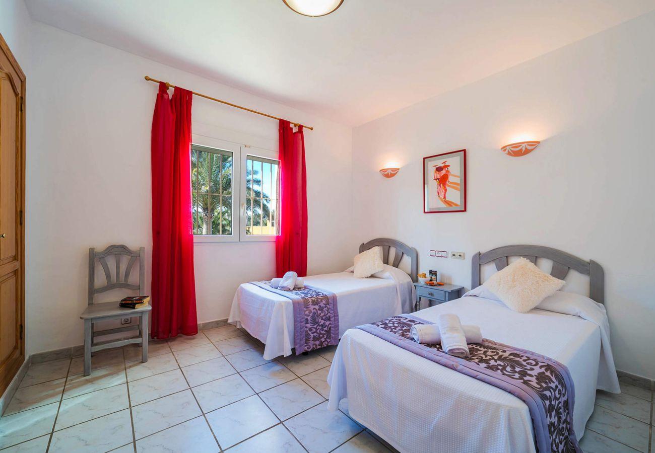 Villa en Javea / Xàbia - 0308 - BANANA