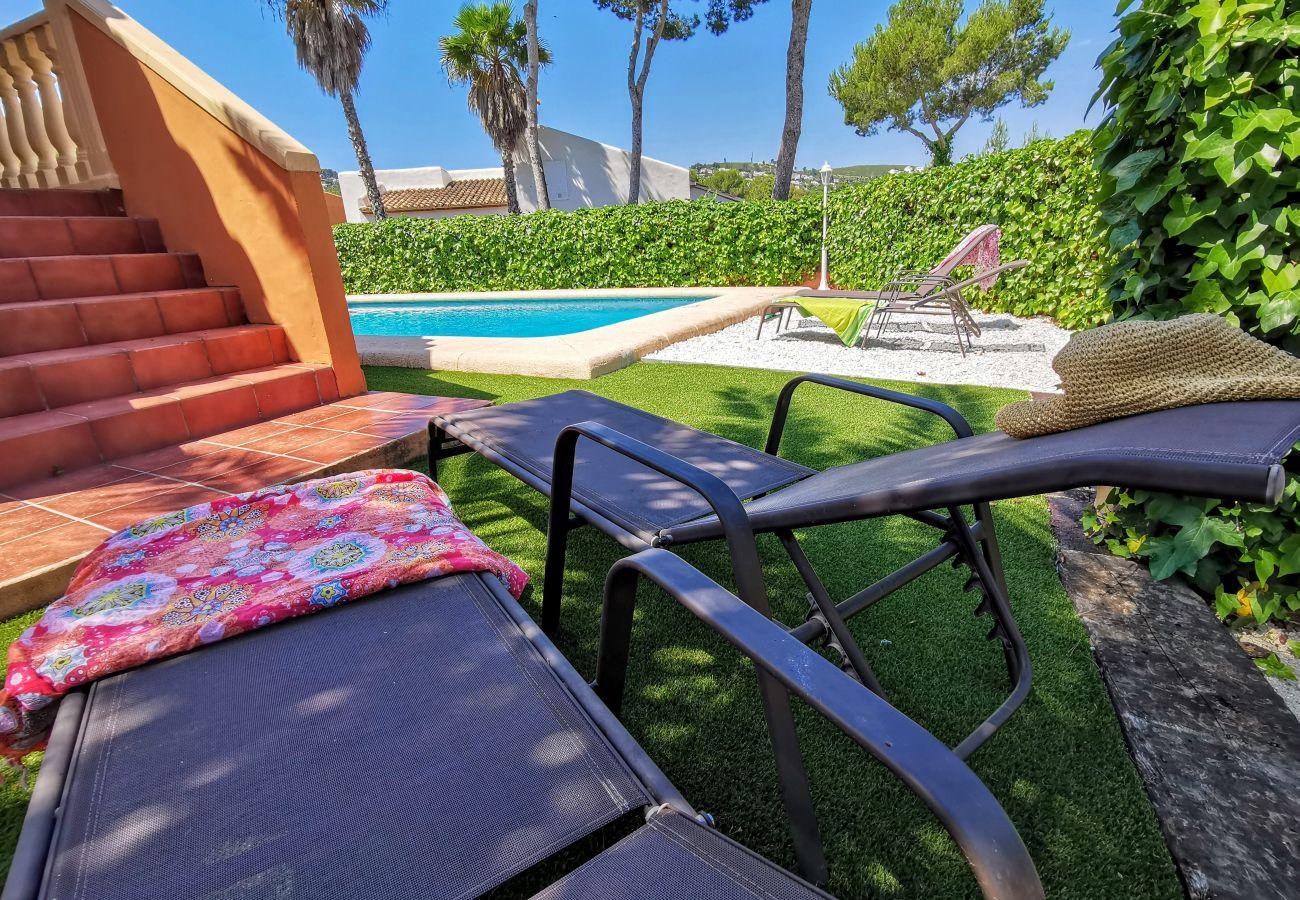 Villa en Javea / Xàbia - 0310 PIÑA -Monte Verde-