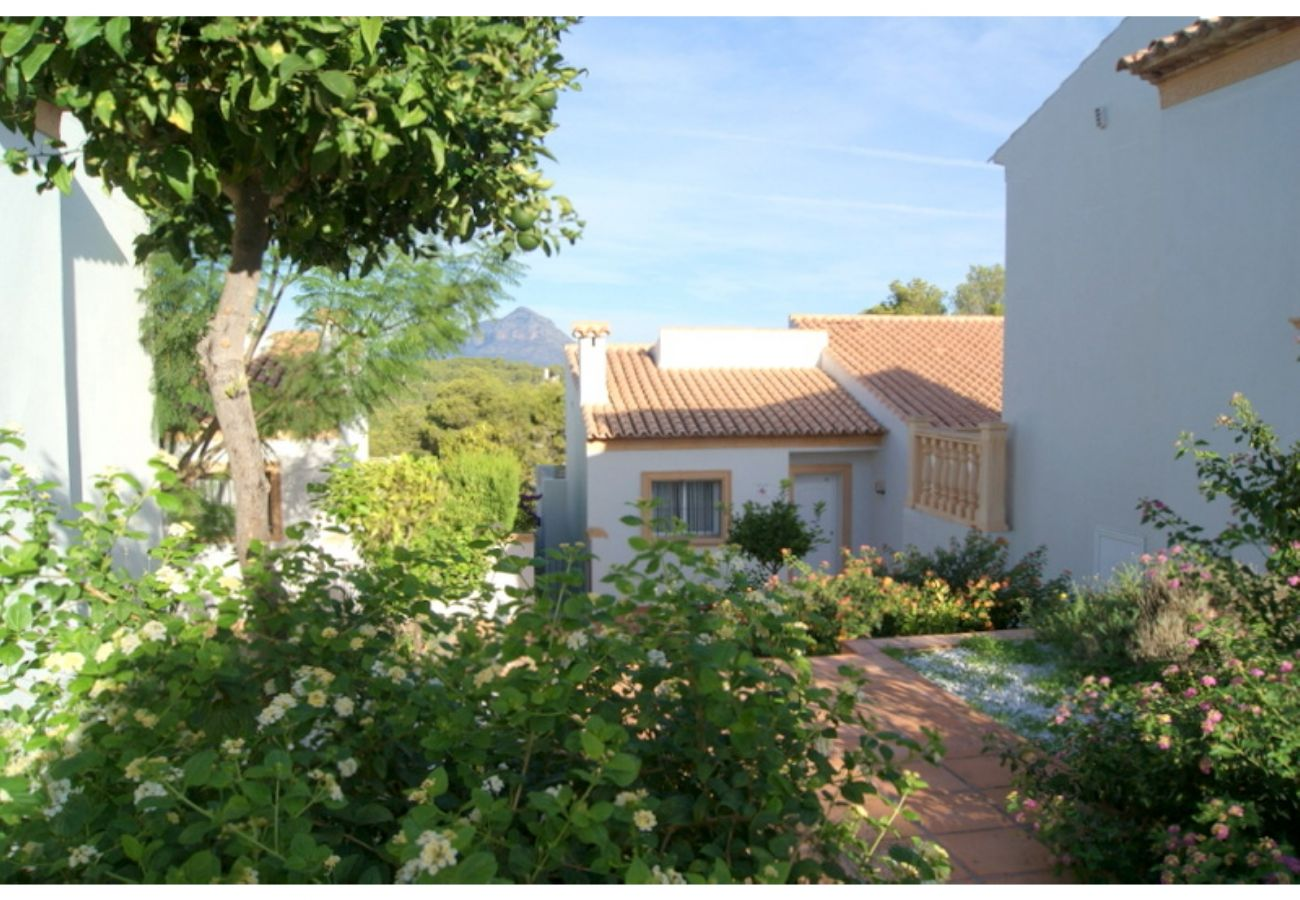 Villa en Javea / Xàbia - 0352 CANELA -Monte Javea-