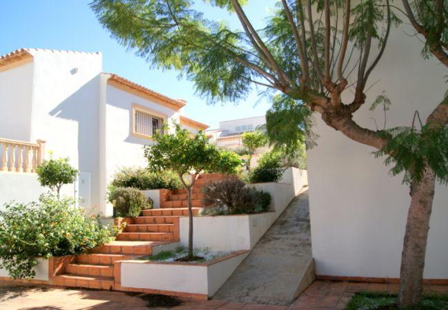 Villa en Javea / Xàbia - 0359 MENTA -Monte Javea-