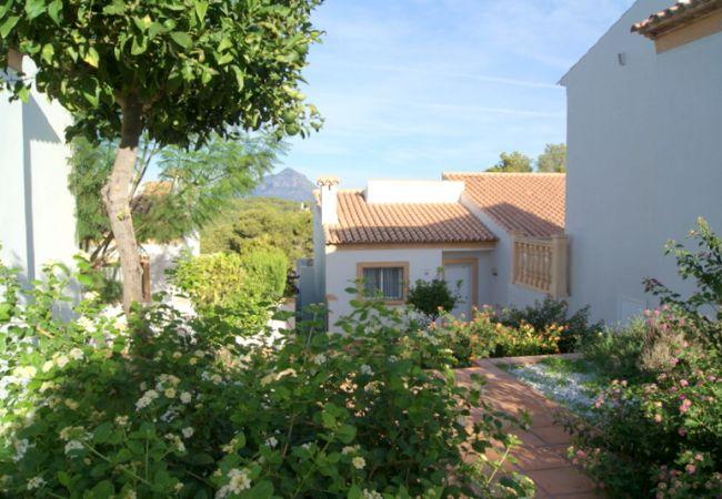 Villa en Javea / Xàbia - 0353 AZAFRAN -Monte Javea-