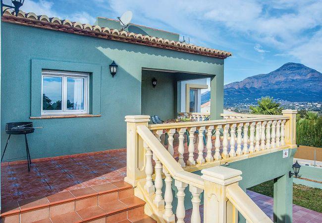 Villa en Javea / Xàbia - 0342 - OLIVO