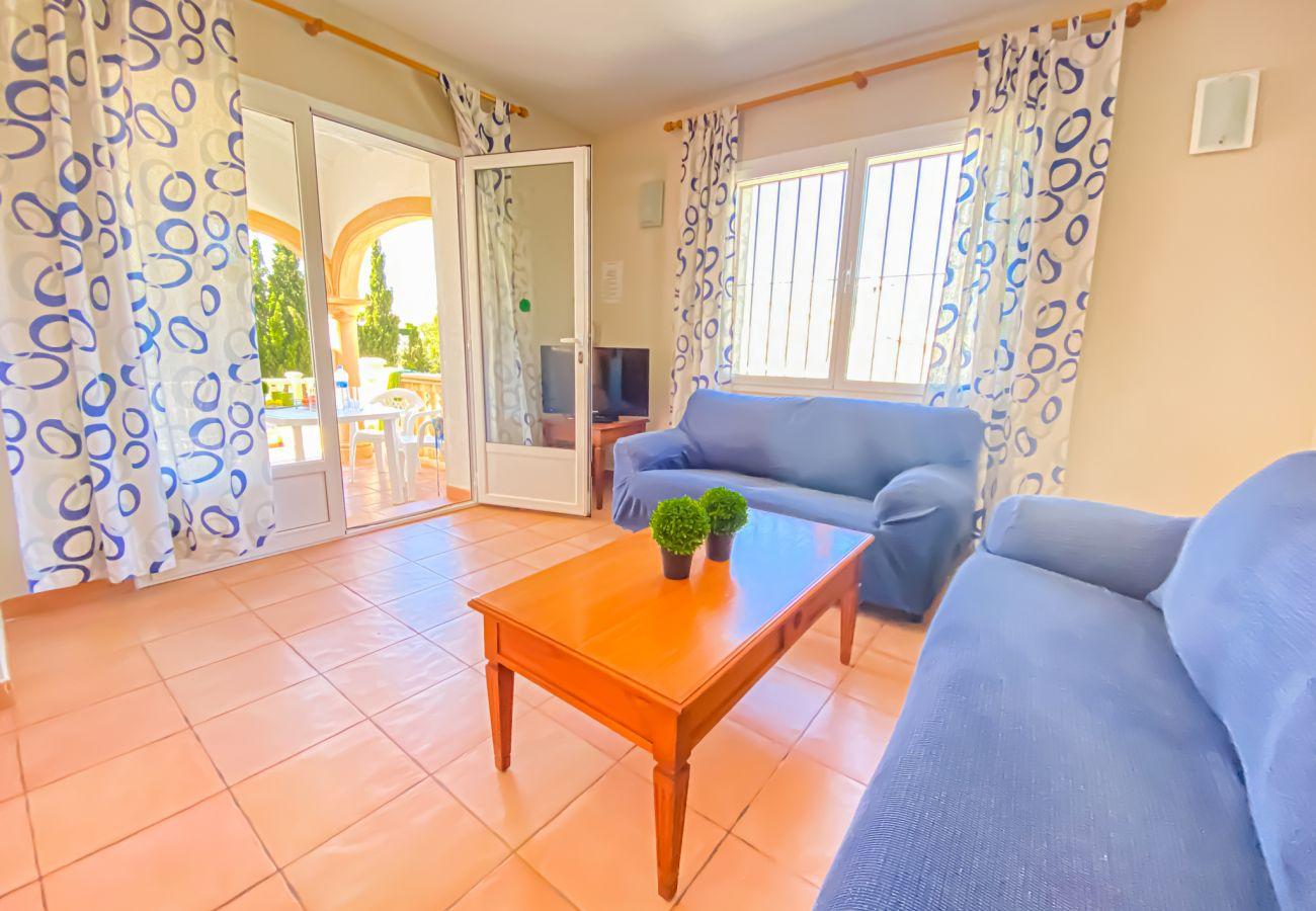 Villa en Javea / Xàbia - 0357 HIERBABUENA -Monte Javea-