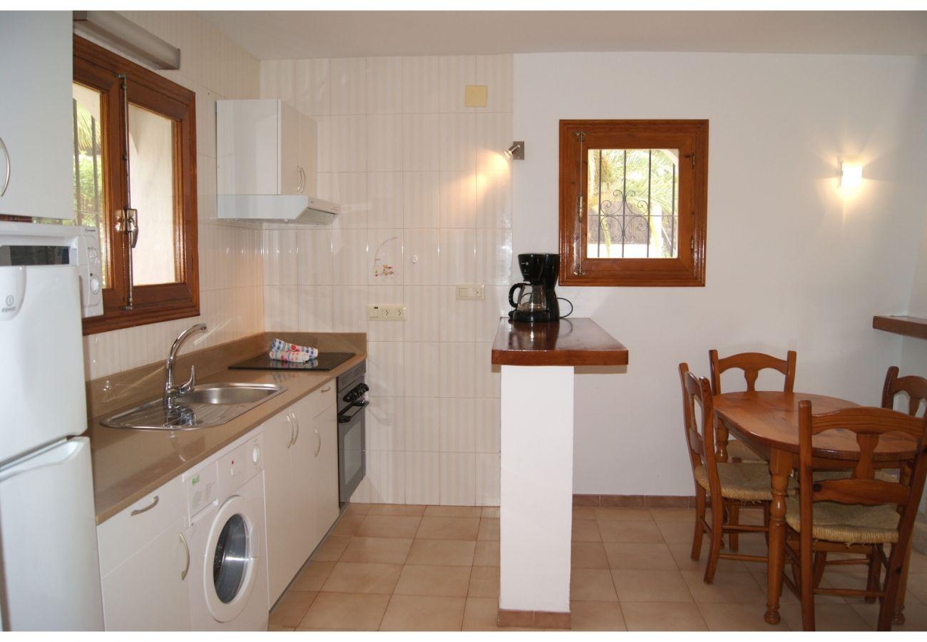 Villa en Javea / Xàbia - 0323 - ABETO