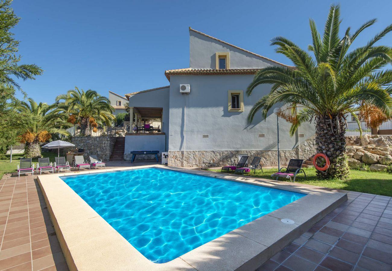 Villa en Javea / Xàbia - 0347 - CASTAÑO