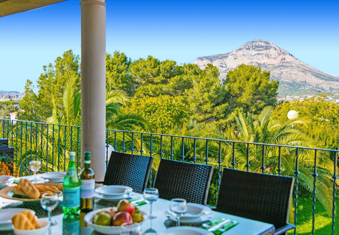 Villa en Javea / Xàbia - 0348 - LIMONES