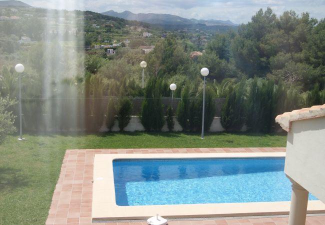 Villa en Javea / Xàbia - 0349 - EUCALIPTO
