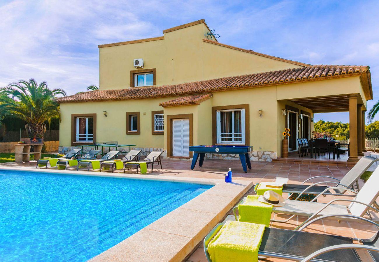 Villa en Javea / Xàbia - 0350 - ELEFANTE