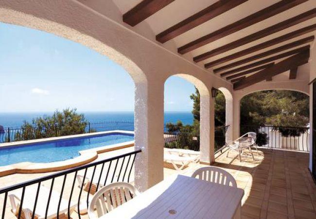 Villa en Javea / Xàbia - 0125 Villa La Marina