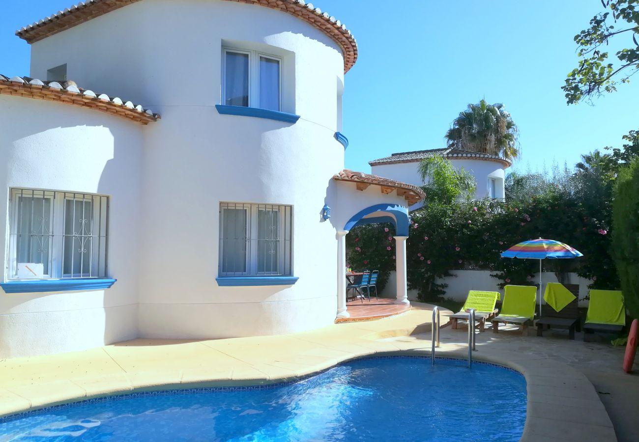 Villa en Denia - 0682 Molins Escorpio