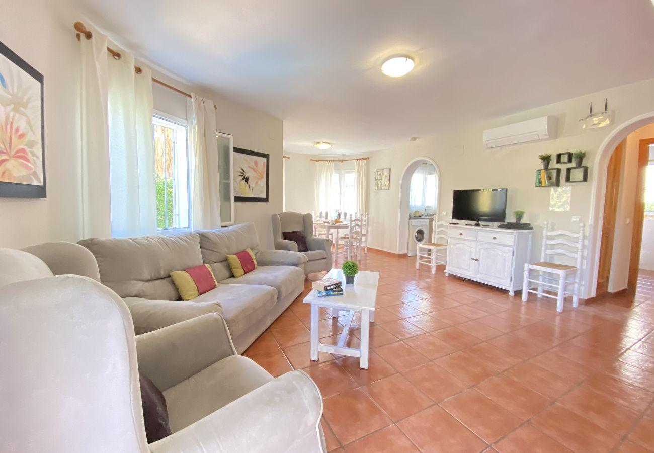 Villa en Denia - 0686 Molins Piscis