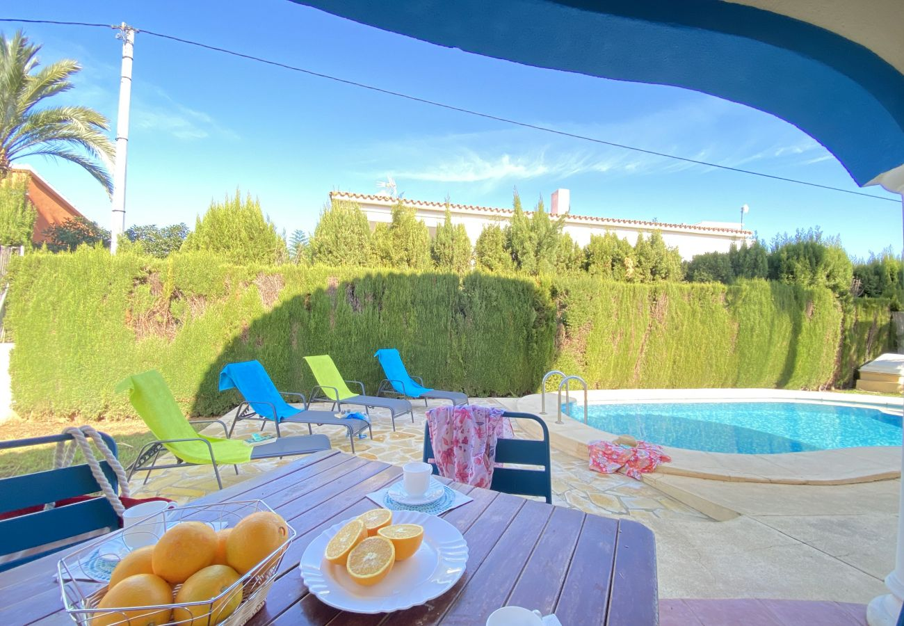 Villa en Denia - 0685 Molins Acuario