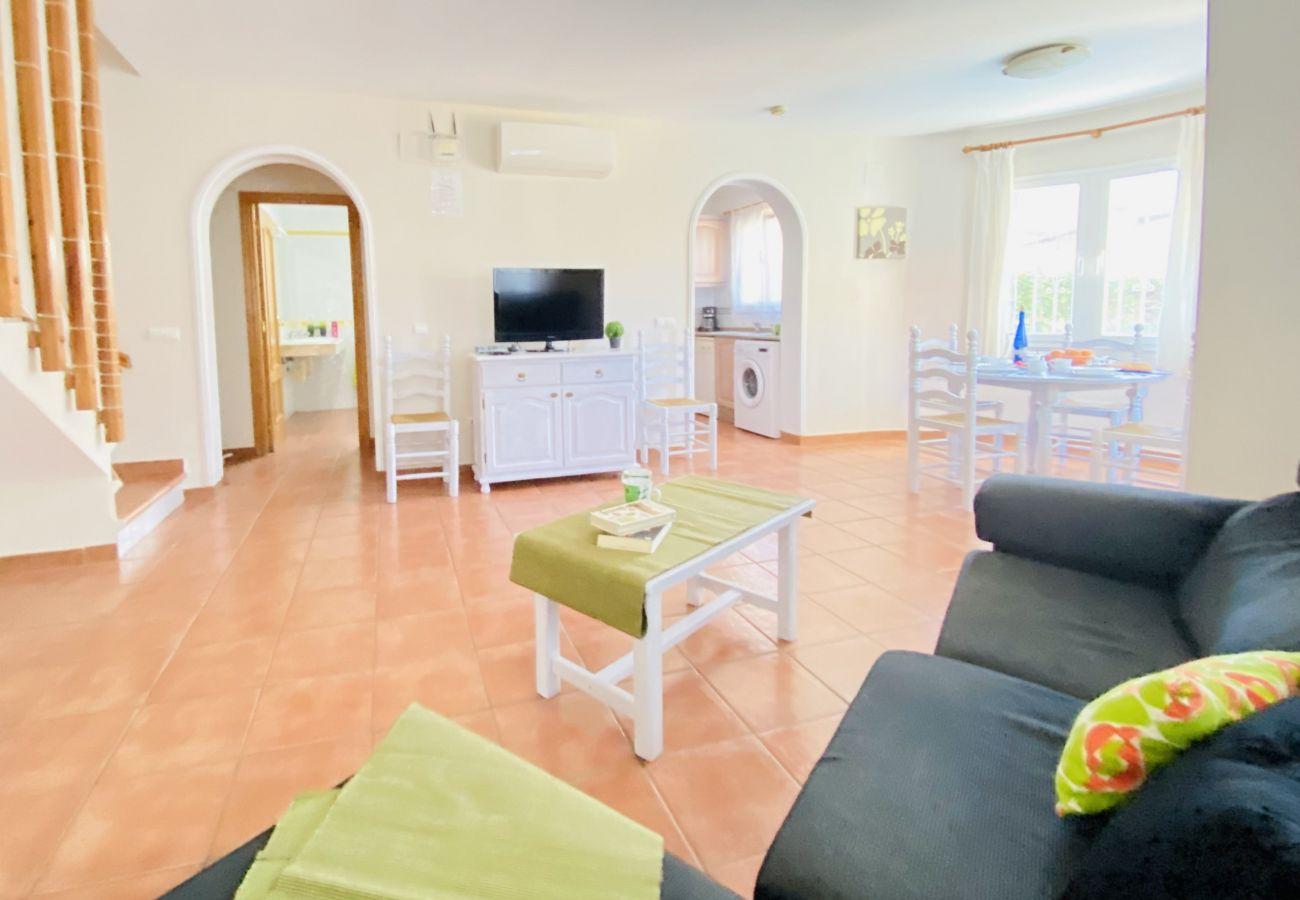 Villa en Denia - 0684 Molins Capricornio