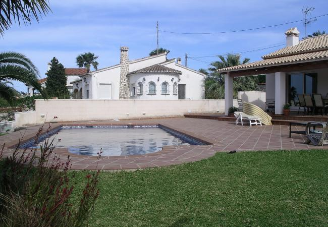 Villa en Denia - DE 016 MELICOTÓ