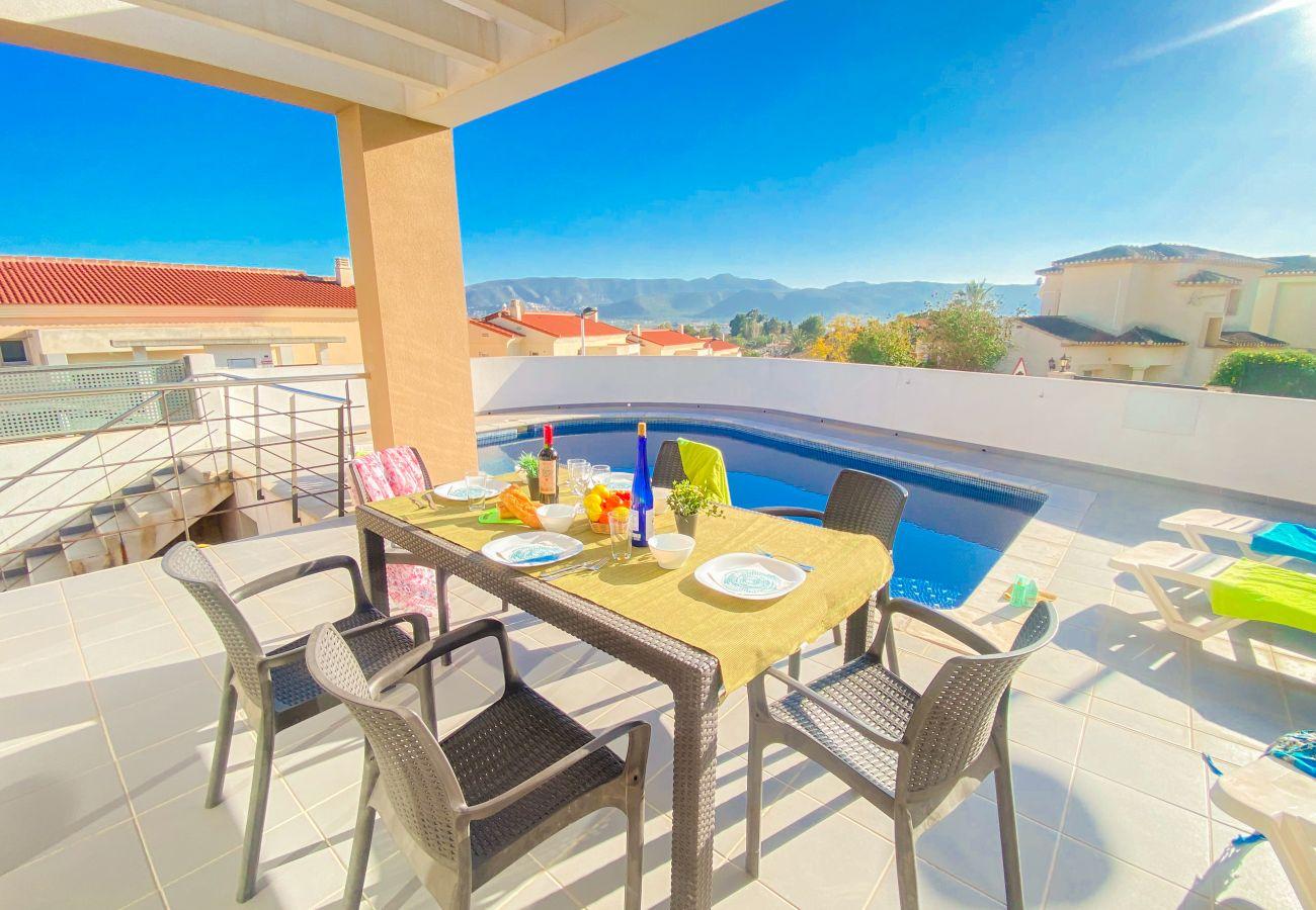 Villa en Beniarbeig - 0692 - POMERA 1