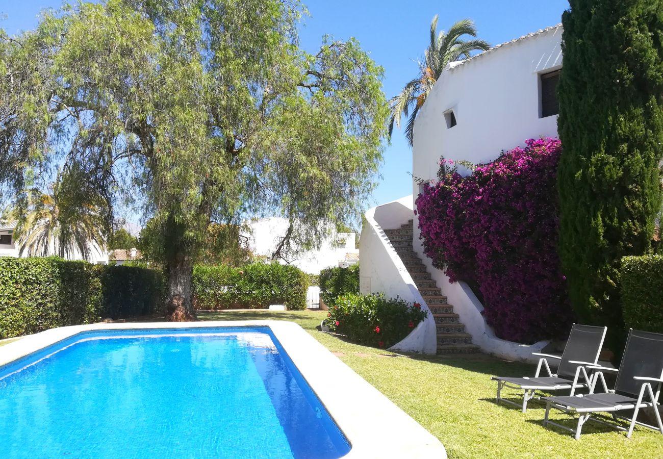 Villa en Javea / Xàbia - 0210 - TOSCAMAR