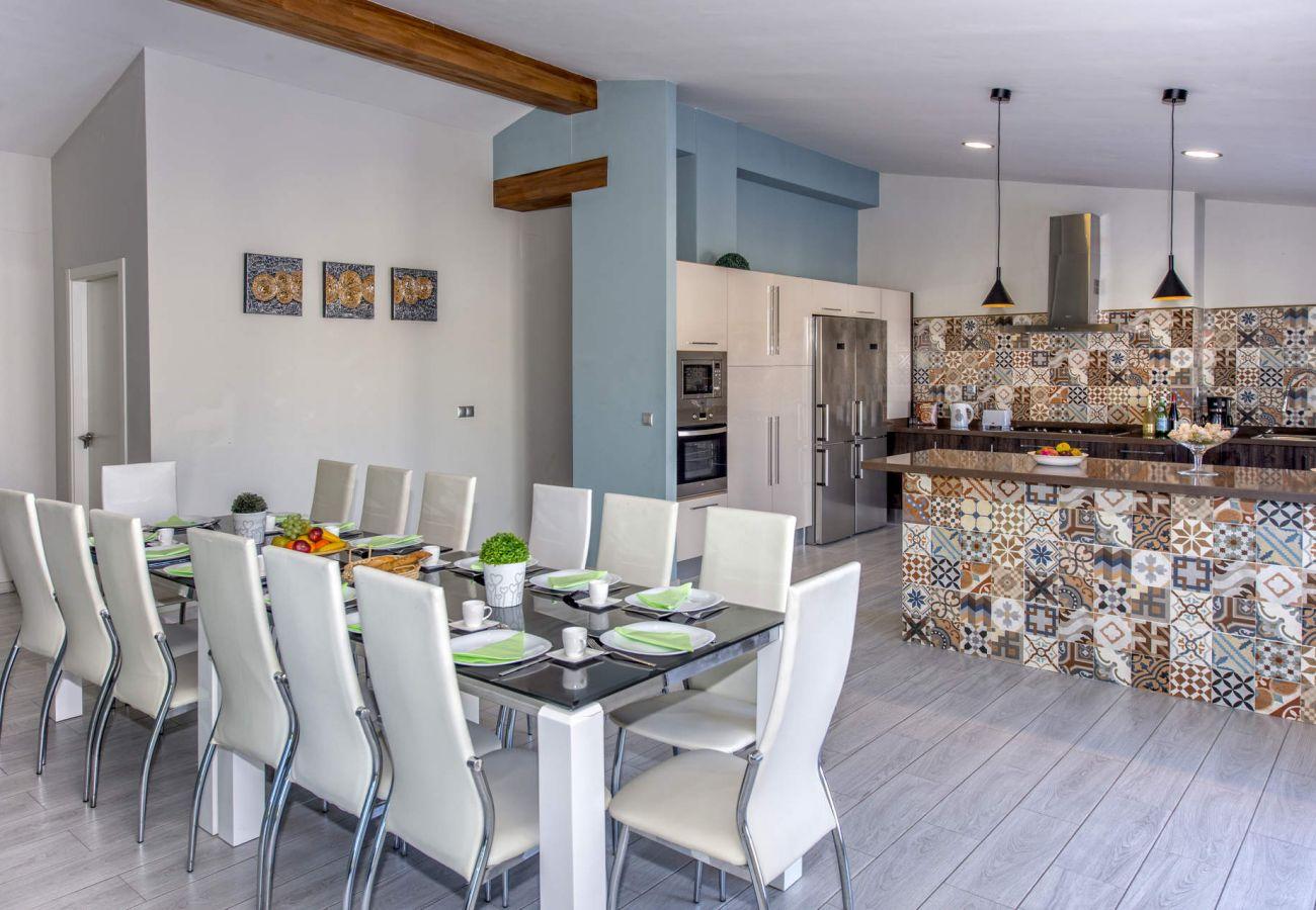 Villa en Teulada - 3002 - CASA TOSCA
