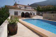 Villa in Benitatxell - 3011 - ALCAZAR
