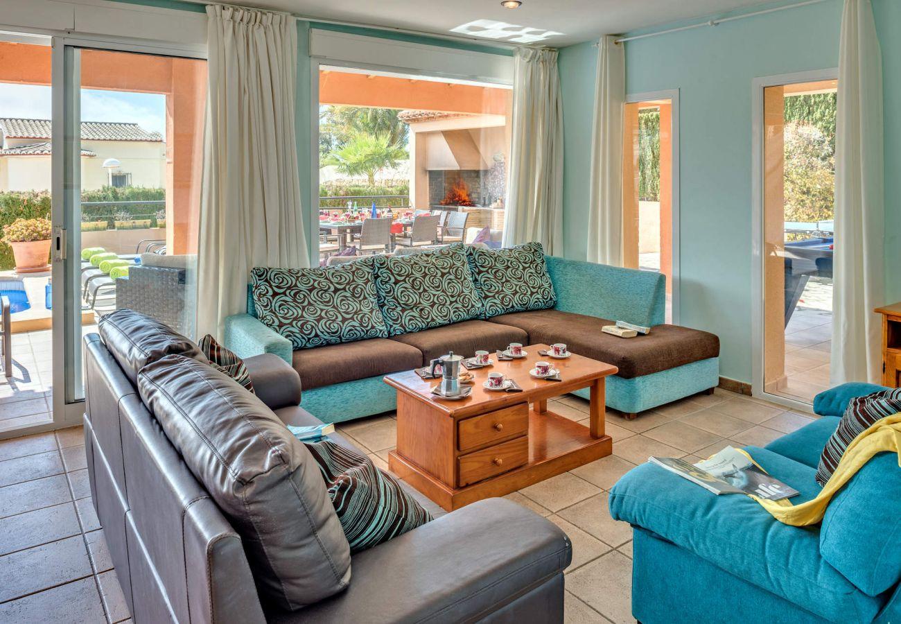 Villa in Moraira - 3380 - MAR FLORES