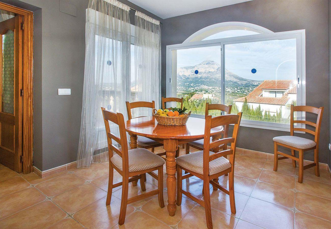 Villa in Javea - 0340 - NOGAL