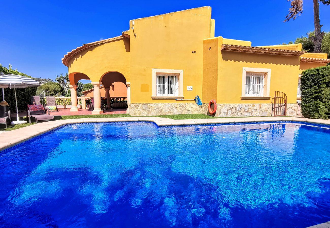 Villa in Javea - 0314 - CEREZA