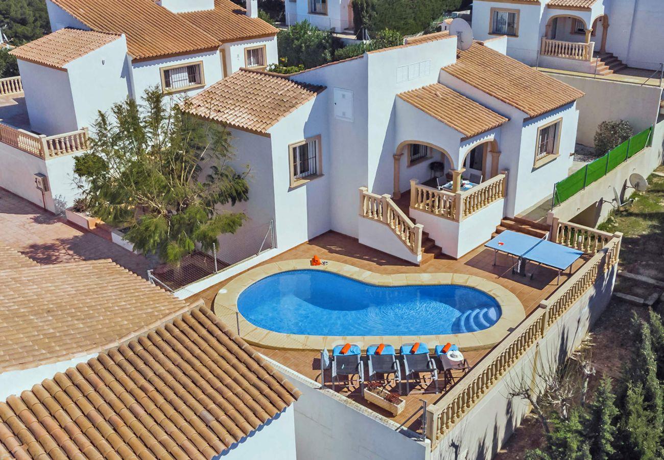 Villa in Javea - 0360 MELISA -Monte Javea-