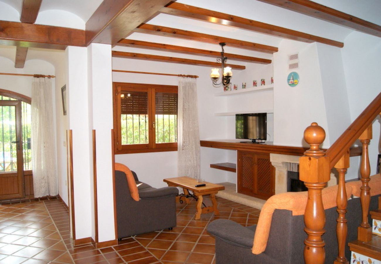Ferienwohnung in Javea - 0271 - RESIDENCIAL ARENAL