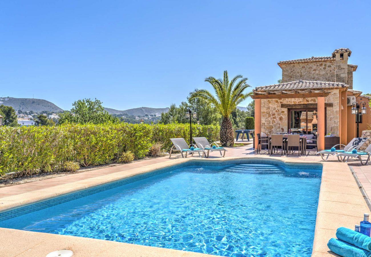 Villa in Teulada - 3382 - CAMBRA