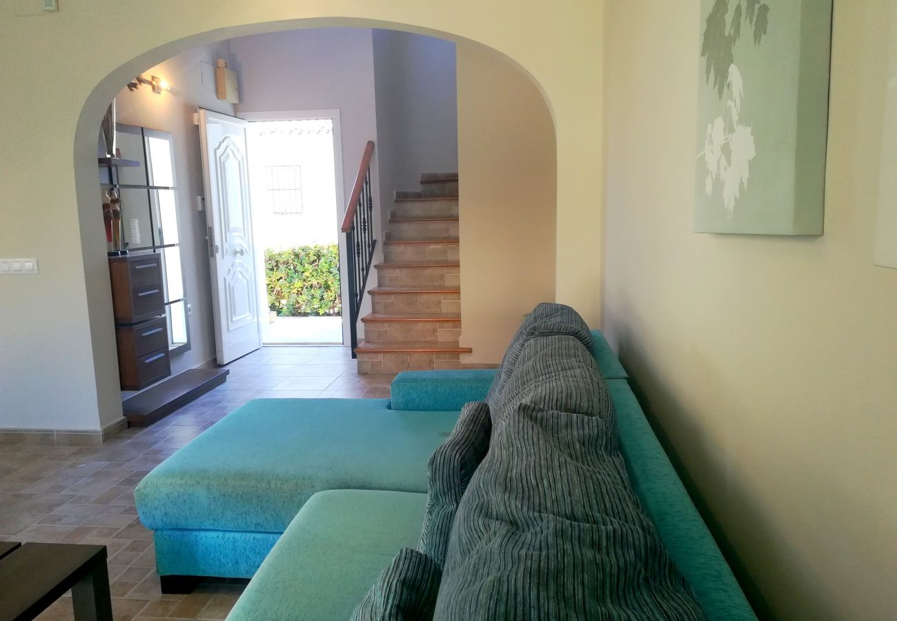 Villa in Beniarbeig - 0689 Benicadims Cala