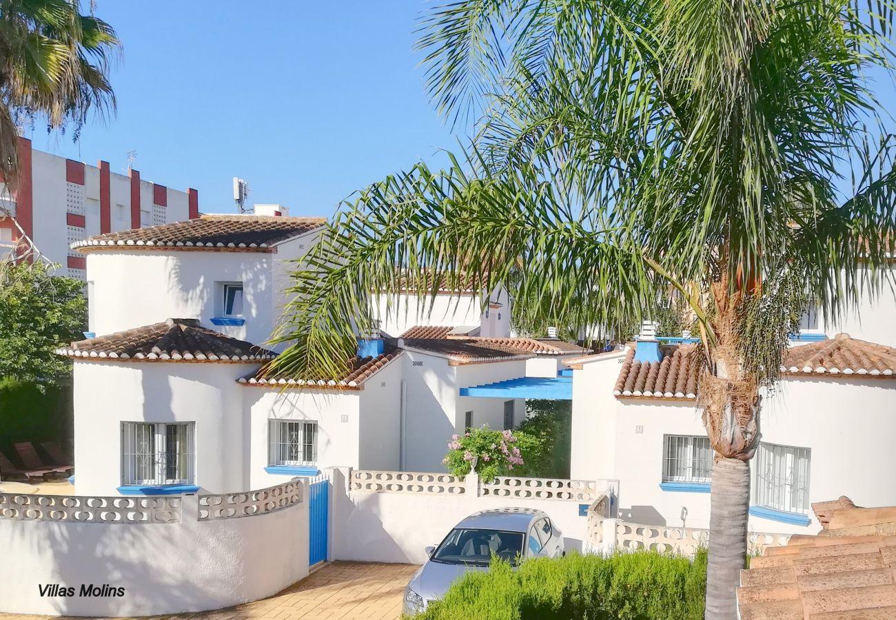 Villa in Denia - 0682 Molins Escorpio
