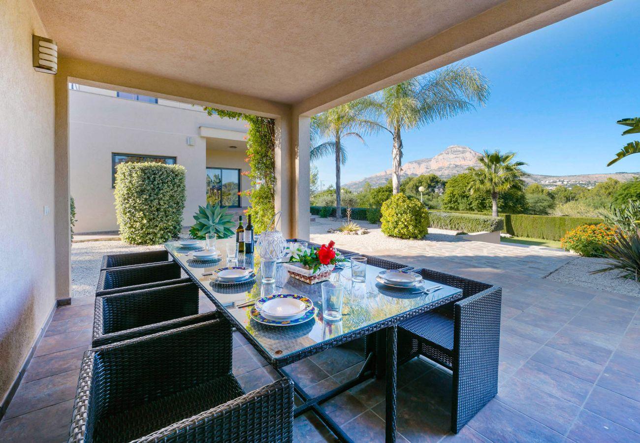 Villa in Javea - 0337 - PIVER 167