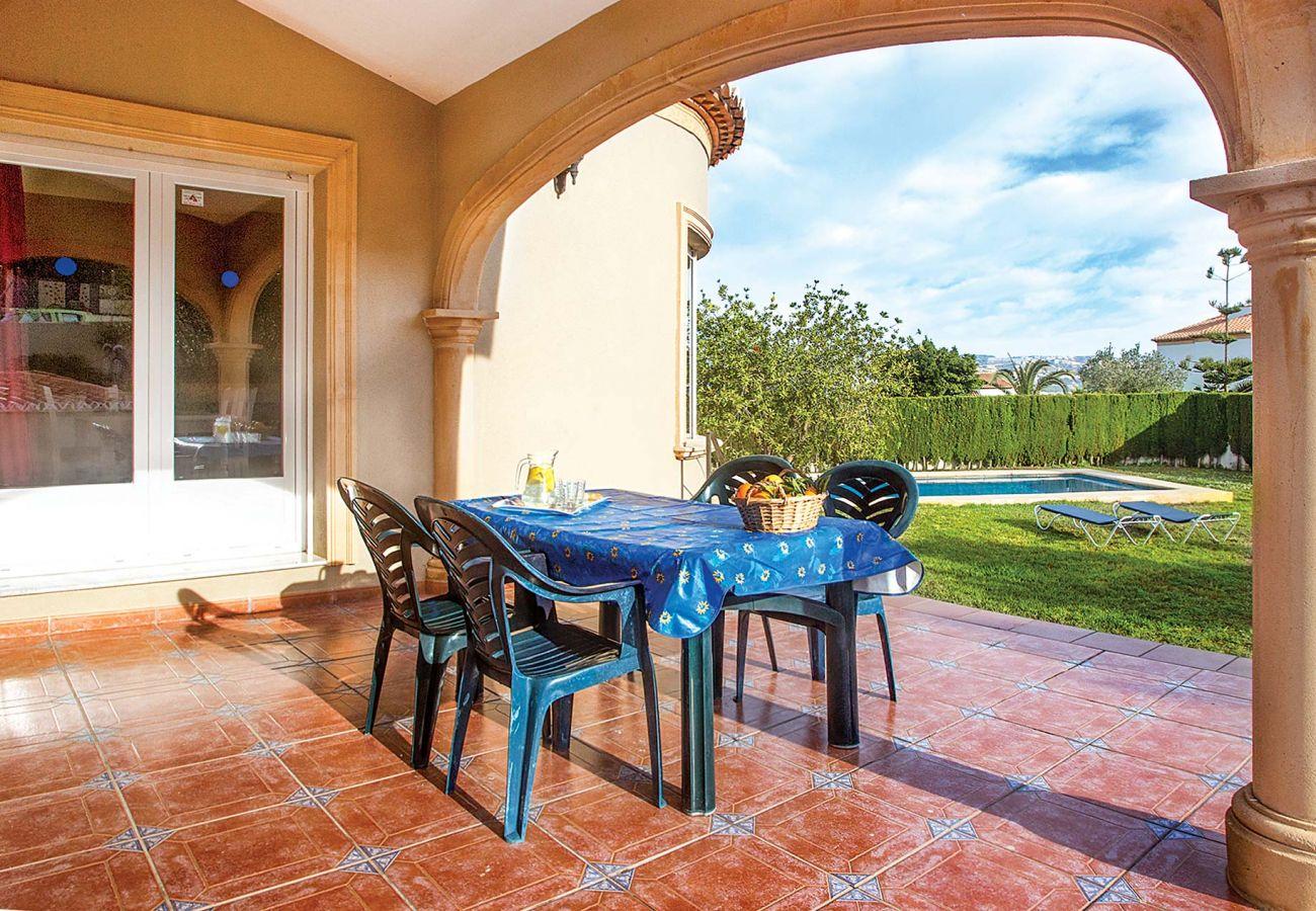 Villa in Javea - 0343 Villa Naranjo