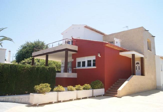 Villa in Javea - 0001- MAHON