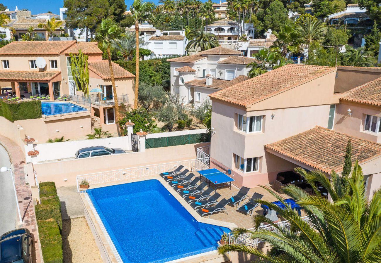 Villa in Moraira - 3381 - ANGELA FLORES