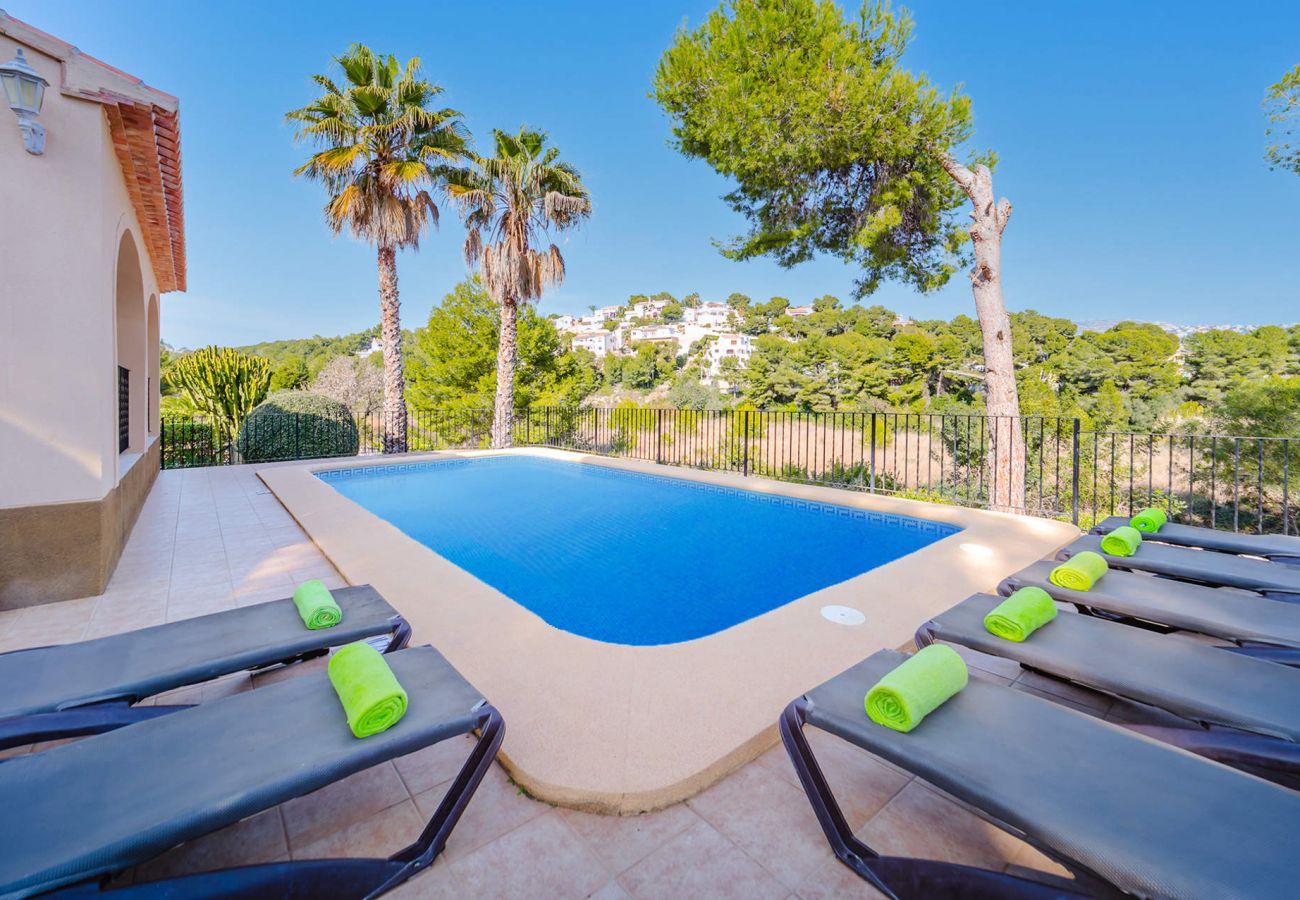 Villa in Teulada - 3384 - ASTRET