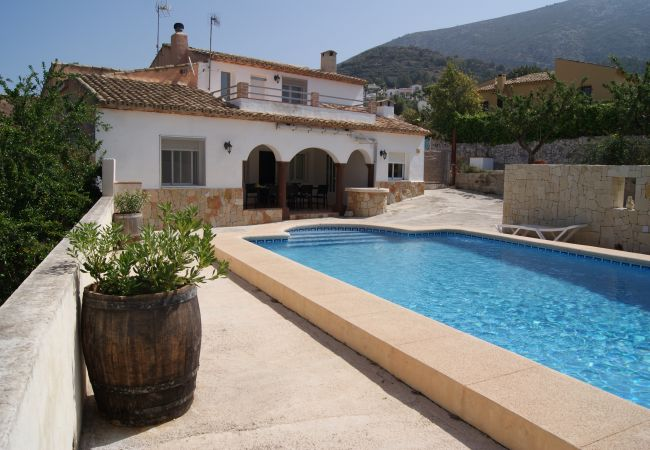 Villa/Dettached house in Benitachell - 3011 - ALCAZAR