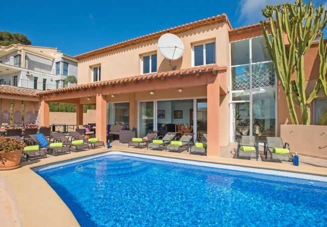 Villa/Dettached house in Moraira - 3380 - MAR FLORES