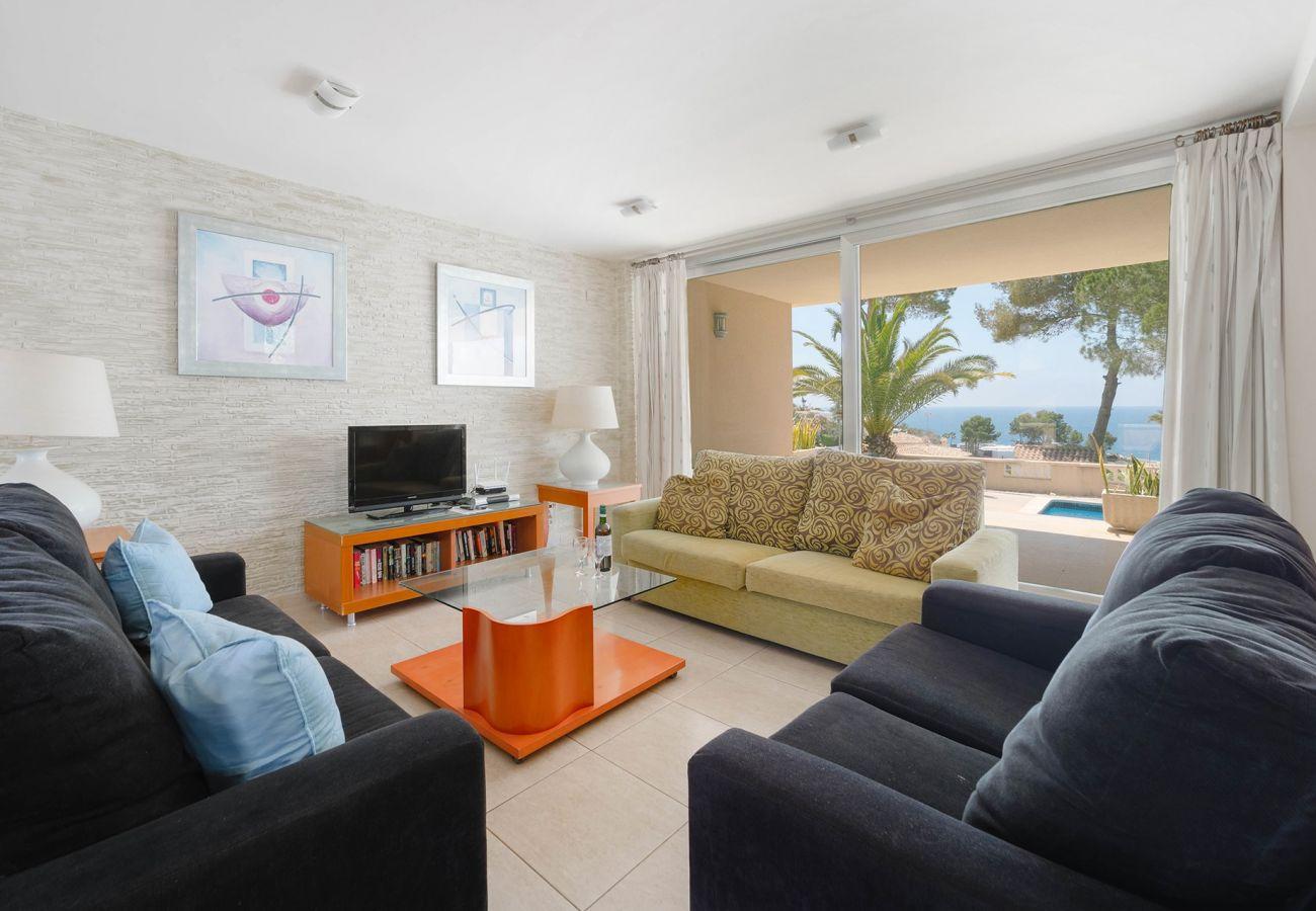 Villa in Moraira - 3378 - PORTICHOL