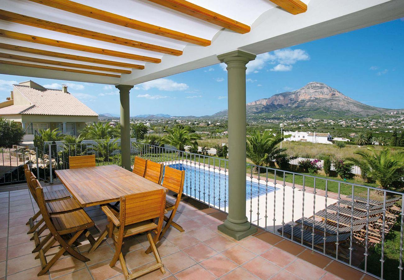 Villa in Javea - 0338 - ELEFANTE TIA