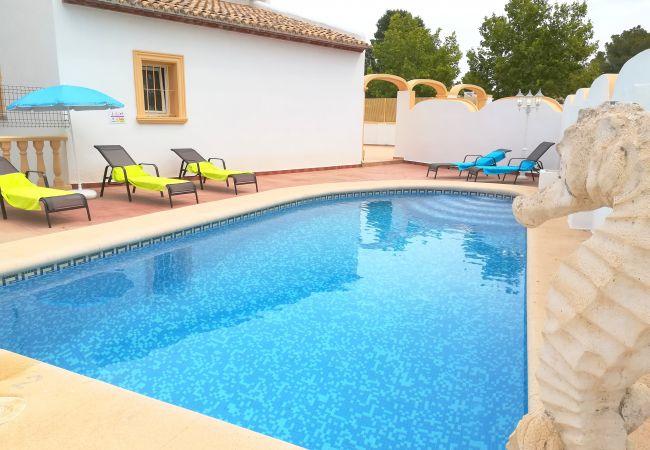 Villa in Javea / Xàbia - 0307 - NISPERO
