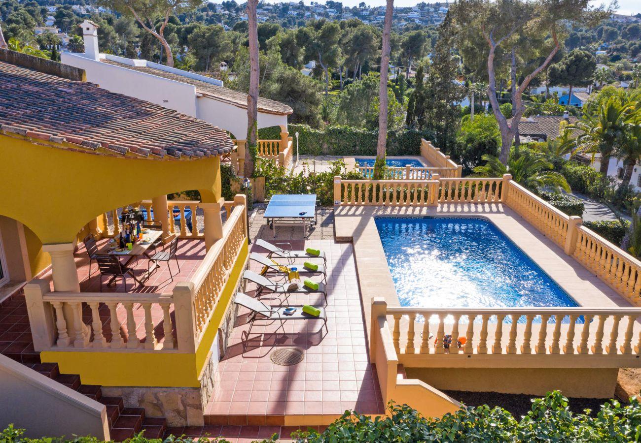Villa in Javea - 0305 - ALBARICOQUE