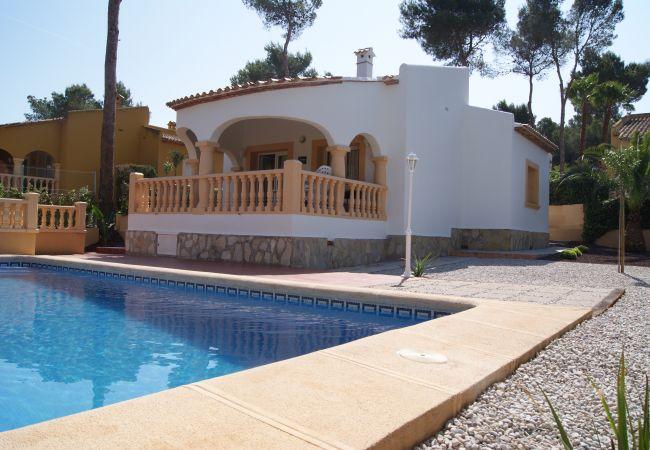Villa/Dettached house in Javea / Xàbia - 0306 - GRANADA